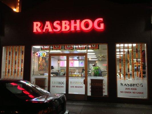 Rasbhog
