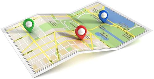 Restaurants Maps