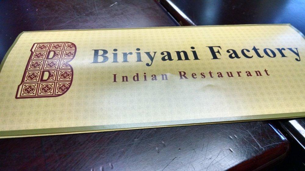 Biriyani Factory