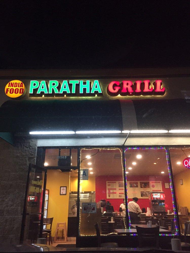 Paratha Grill