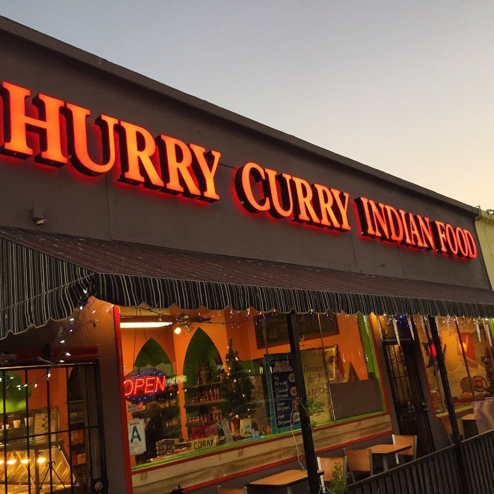 Hurry Curry Indian Food