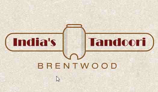 India's Tandoori Brentwood – Free Gulab Jamun on $25