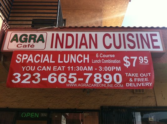 North indian food in los angeles la indian restaurants for Akbar cuisine of india pasadena ca