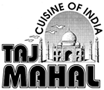 Taj Mahal encino -20% on Total Bill