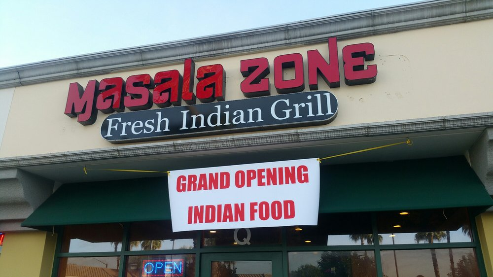 Masala Zone Fresh Indian Grill