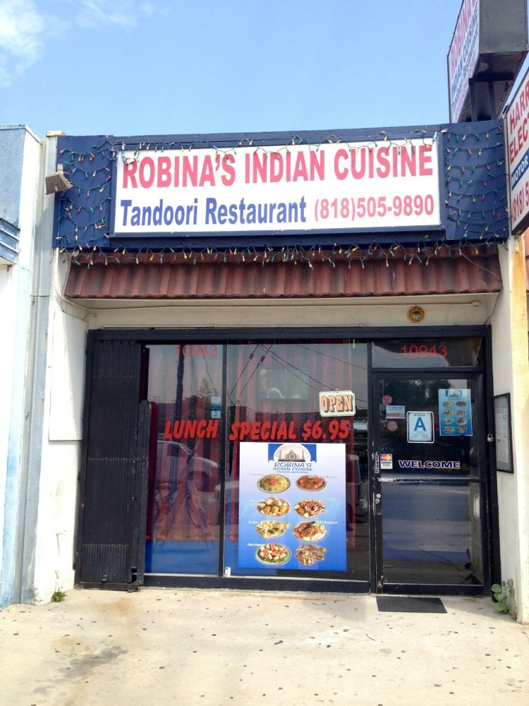 Robina's Indian Cuisine
