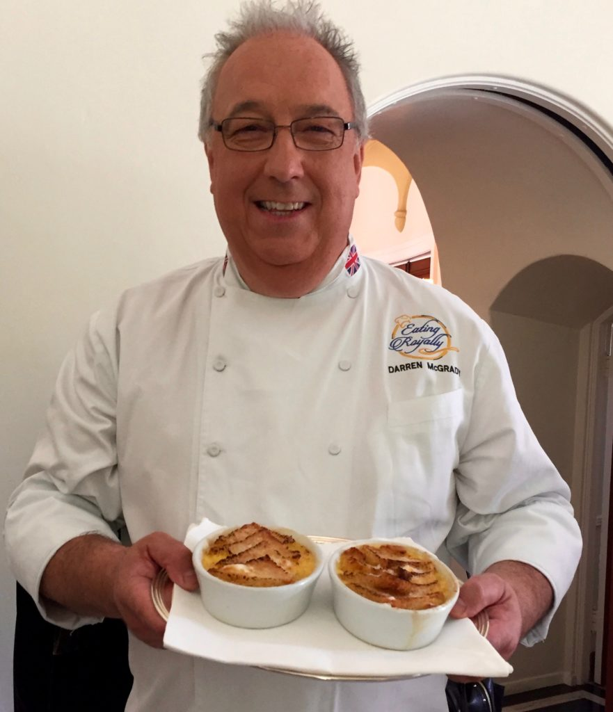 BRIT WEEK 2016 Features Former Royal Chef