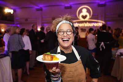 Celebrity Chefs + Wine Tasting to Benefit LA's Children's Bureau