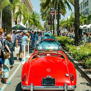 Five Ethnic to Try and why on Father's Day at Rodeo Drive Concours d'Elegance