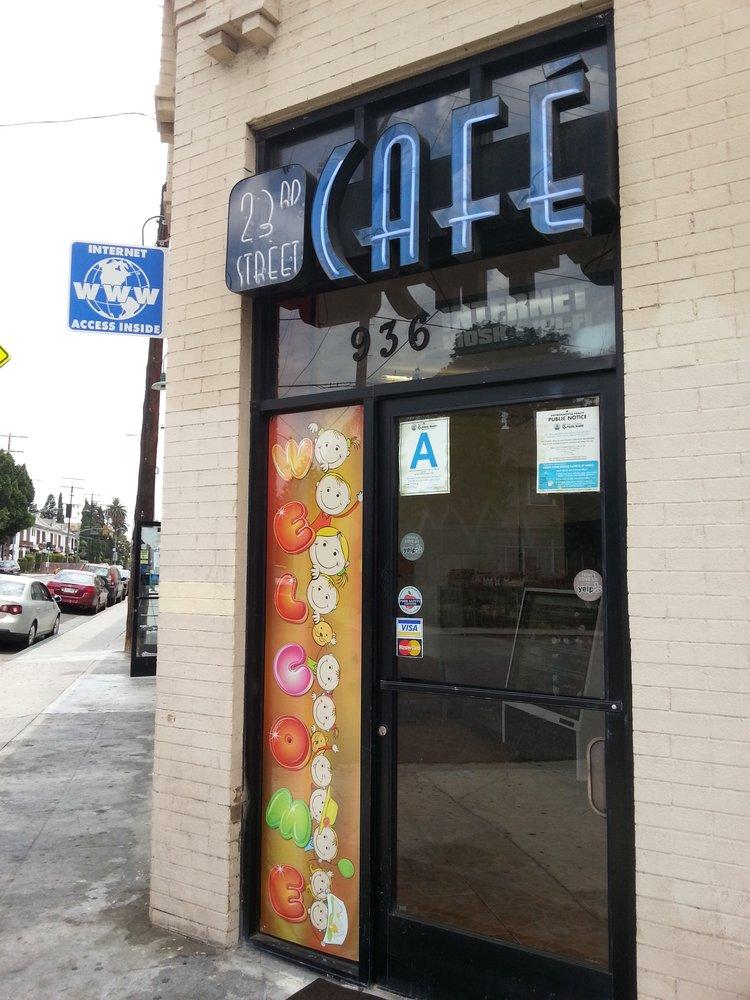23rd Street Cafe