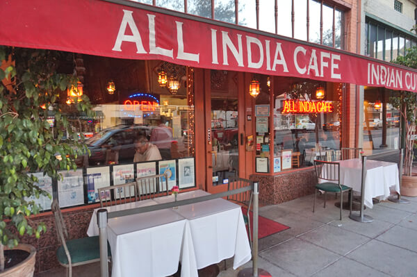 All India Cafe (Pasadena) – Free Samosas Appetizer